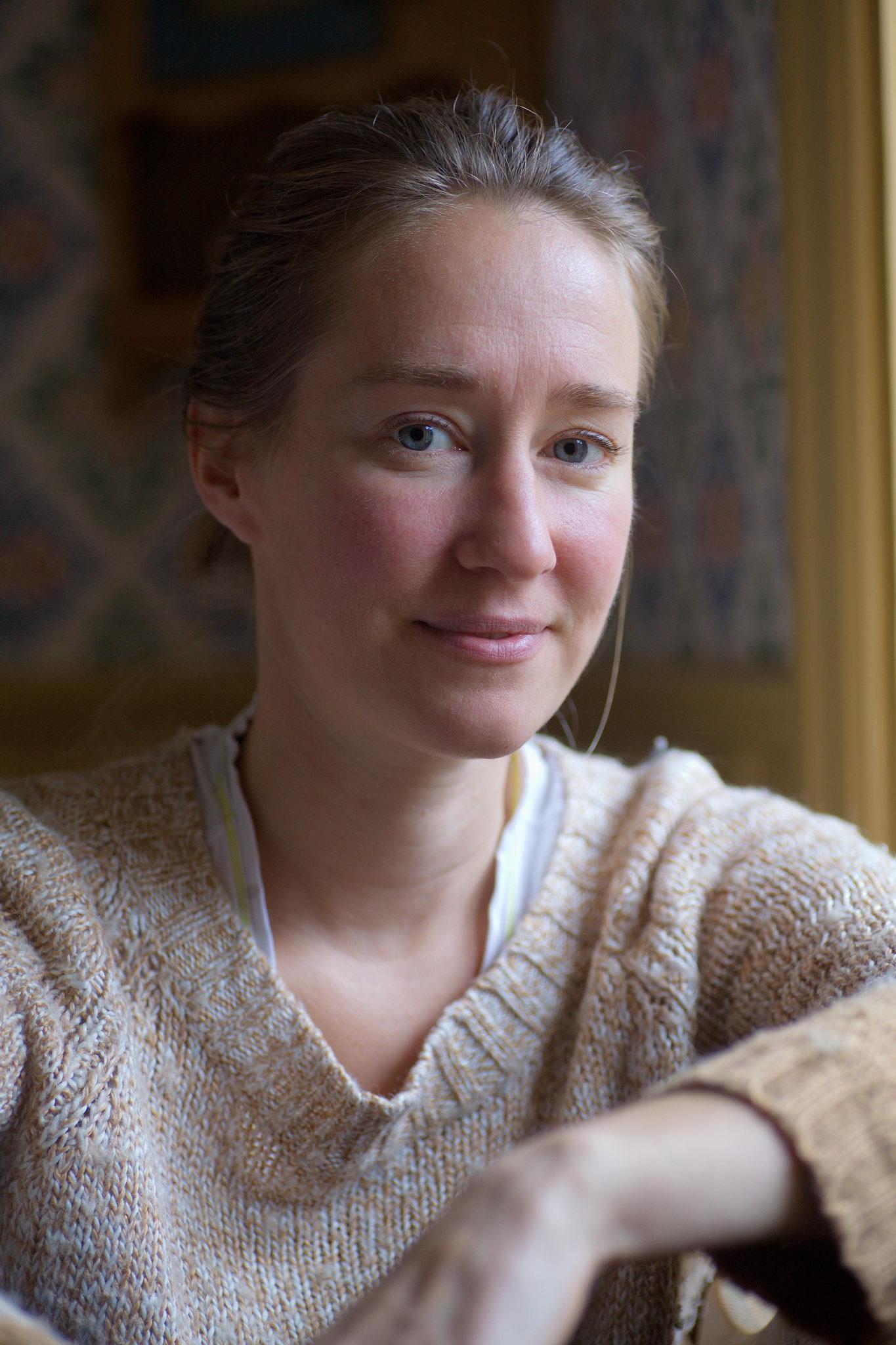 Intervju med Charlotte Rückl