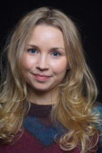 Elina Immonen, porträtt
