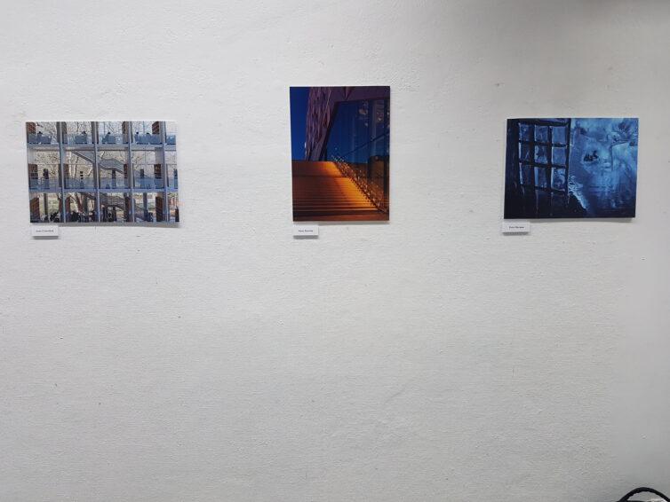 Utställningar i tillfälligt tomma lokaler